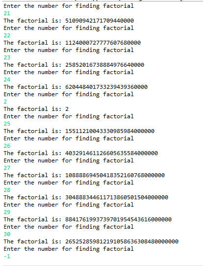 IterativeOutput